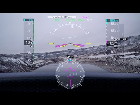 Flying IFR From Aspen Without ATC Radar