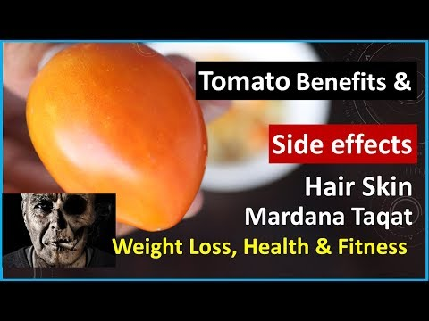 Tomato Benefits For Weight Loss / Health & Fitness / Health care Tips In Hindi / Urdu Video