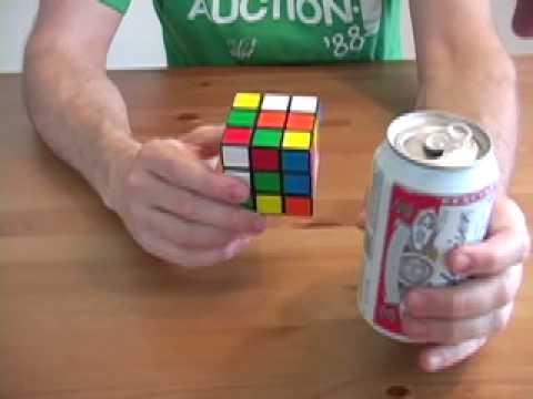 THE RUBIK'S CUBE WARP 3 SOLUTION