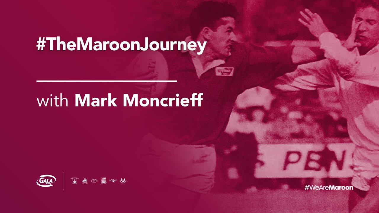 #TheMaroonJourney - EP3 with Mark Moncrieff