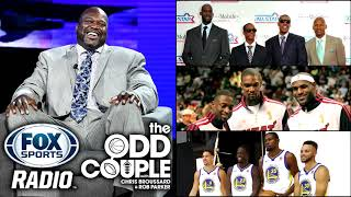 Shaq on NBA Superteams - 'I'm From the Era Where Guys Wanted to COMPETE' Video