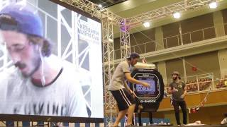 WoodOne Kendama World Cup Hatsukaichi 2016 Finals - Full Runs