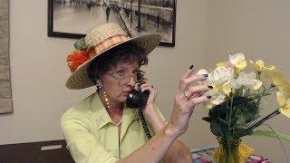 ASMR Roleplay ~ 1940s Gossipy Woman On Telephone