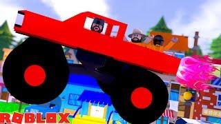 ROCKET FUEL FLYING CAR!! | ROBLOX JAILBREAK