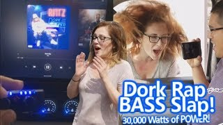 Dork Rap BASS Slap! - 30,000 Watt Sound System Crazy Lows! - Rittz Indestructible