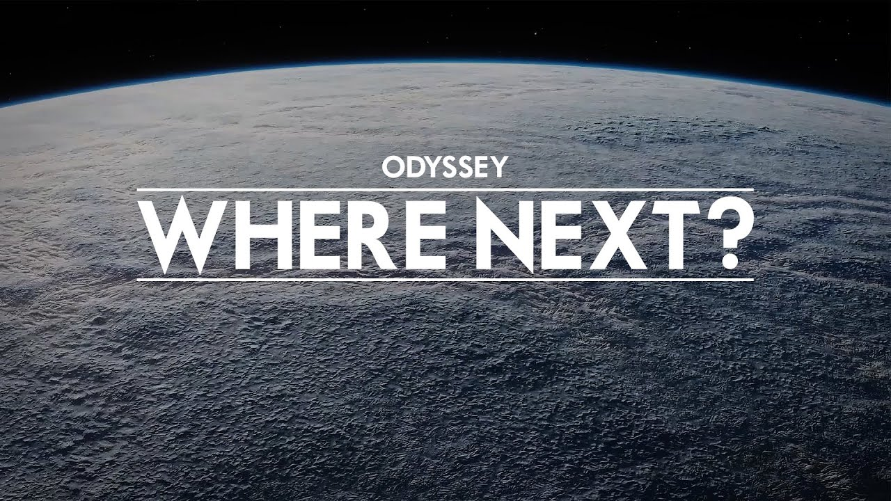 """Frontier: """"Words Don't Mean Much"""" -  Elite Dangerous Odyssey - Where Next?"""