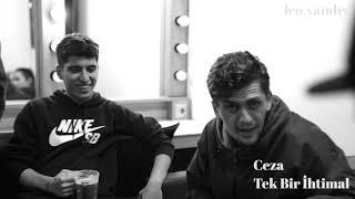Kamufle ve Allame acapella Ezhel doğaçlama rap kulis