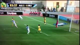 الهدف الثاني للمنتخب الأولمبي الجزائري و الضربة القاضية للمالي