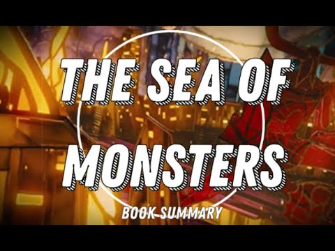 Download The Sea of Monsters by Rick Riordan Book Summary