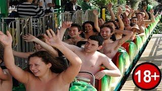 Çocukların Girmesi Yasak Olan 7 Eğlence Parkı !