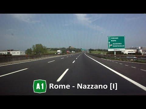 А1 Roma - Orte [I]