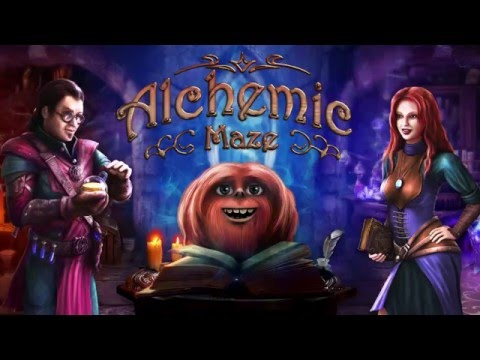 Alchemic Maze - Official Trailer