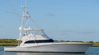 Beautiful custom sportfish now offered for sale. New to market 4 st...