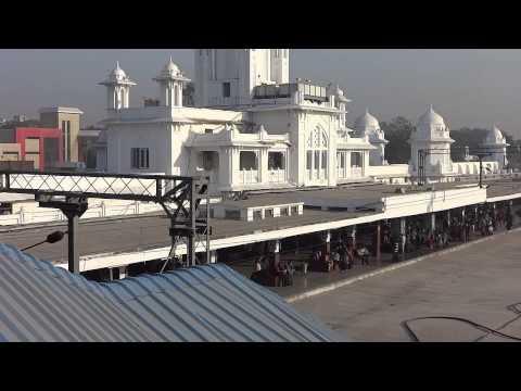 Hydarabad Kaciguda Station in AP Heritage