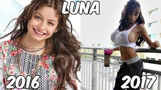 Soy Luna Antes y Después 2017
