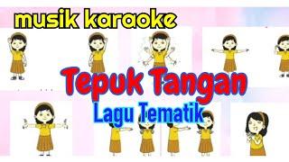 KARAOKE Lagu Tematik Kelas 3 SD