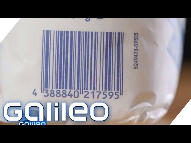 Was ihr über Barcodes wissen müsst   Galileo   ProSieben