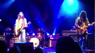 Blackberry Smoke - Come and Go Blues @ HOB Anaheim 04/04/13