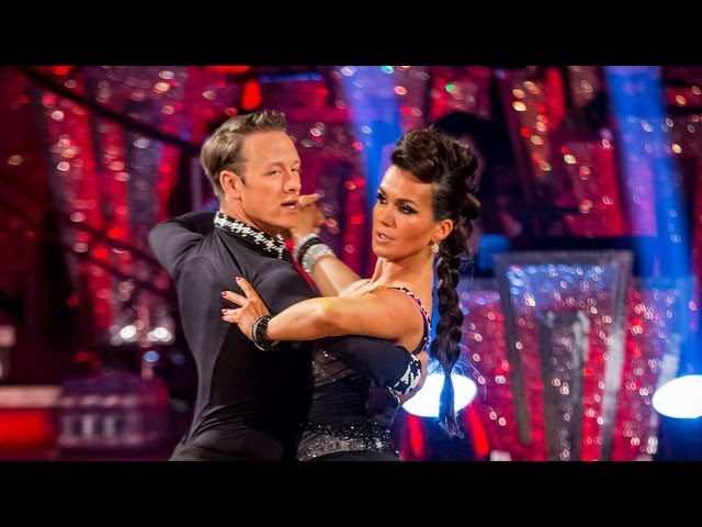 Susanna Reid & Kevin Clifton Tango to 'Locked Out Of Heaven' - Strictly Come Dancing - BBC One Travel Video