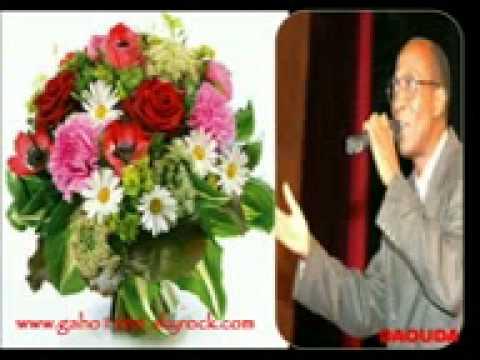 daouda - le bouquet de fleur