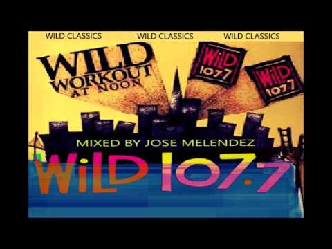 Wild 1077 Workout At Noon Vol 1