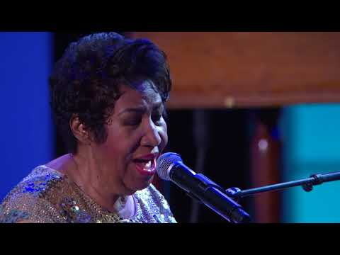 "International Jazz Day at the White House - Aretha Franklin Performs ""A Song For You"""