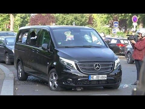 Grève Taxi VTC Vandalisé Et échauffourées Porte Maillot YouTube - Taxi porte maillot