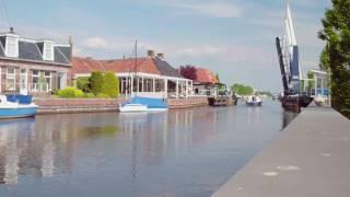 Video Watervilla's Friese Meren en omringende dorpen en steden download MP3, 3GP, MP4, WEBM, AVI, FLV Mei 2018