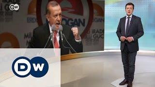 Новый конфликт между Германией и Турцией   DW Новости (03 03 2017)