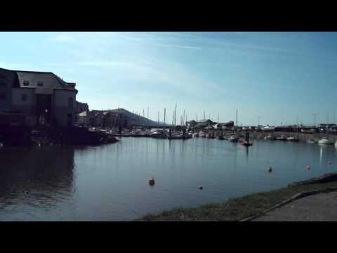 Aberystwyth Marina - 24th March 2011