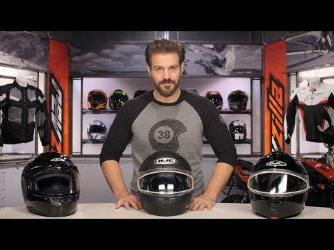 HJC Snow Helmets Review at RevZilla.com