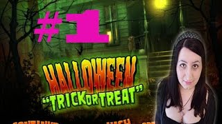 Halloween: Trick or Treat Gameplay Walkthrough Part 1 (PC) Puzzle & Hidden Object
