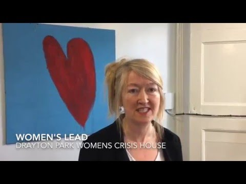 People behind mental health in London: Meet Shirley McNicholas