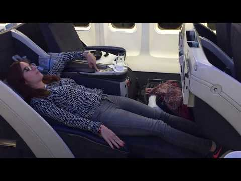 Business Class Seat with La Compagnie Boutique Airline
