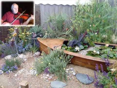 Draper's Gardens - Bruce Osborne playing.