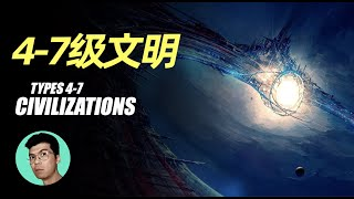 Unveil the types 4-7 civilizations「XIAOHAN」