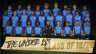 Meet the U18s | Class of 19/20