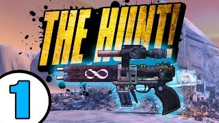 Borderlands 2 - THE HUNT DAY 1 - Funny Moments & Legendary Loot!!