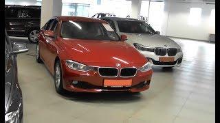 Выбираем б\у BMW 316 F30 (бюджет 950-1.000тр)