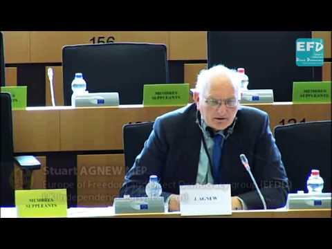What the EU AGRI mission to Brazil failed to ask - Stuart Agnew MEP