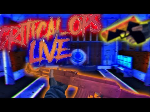 Critical Ops Beta - NEW TRG-22 SNIPER RIFLE!!!