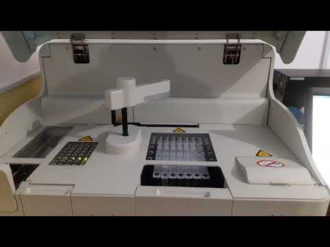 CLIA FULLY AUTOMATIC  LABORATORY MACHINE