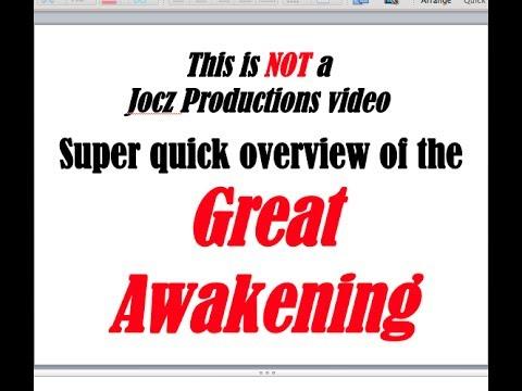 Super Quick Overview: Great Awakening APUSH