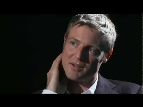 Zac Goldsmith: video interview