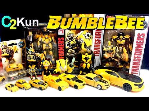 รวมเซต|บัมเบิ้ลบีรถเหล็กหุ่นแปลงร่างทรานฟอร์เมอร์|C2Kun