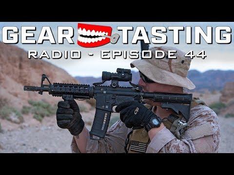 The Shortcomings of SBRs - Gear Tasting Radio 44