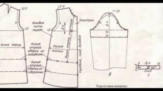 Пошив платья своими руками выкройки(, 2016-06-17T08:36:36.000Z)