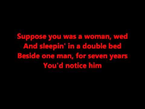 Mr Cellophane Karaoke / Instrumental Chicago