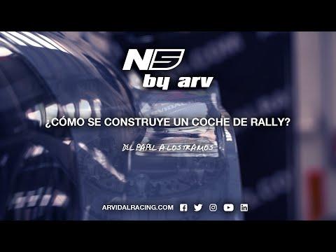 """""""Como se constrúe un coche de rally?"""" por ARVidal Racing"""