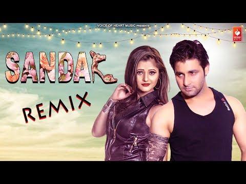 Sandal Remix (Official) -Latest Haryanvi Dj Songs Haryanavi 2019 | Vijay Varma | Shubh Panchal